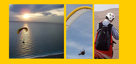 Andalucian Experience Paragliding Holidays and Paragliding Courses in Algodonales, Andalucia, Spain